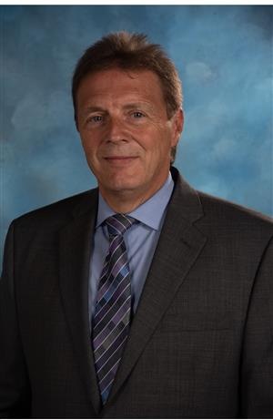 photo of Superintendent Moore